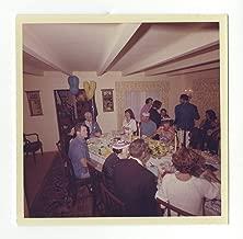 Joseph P. Kennedy, Sr.'s B-Day John, Jackie, Bobby Cecil Stoughton Vintage Photo