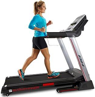 comprar comparacion BH Fitness Marathoner Cinta de Correr, Adultos Unisex, Gris Oscuro, Talla Única
