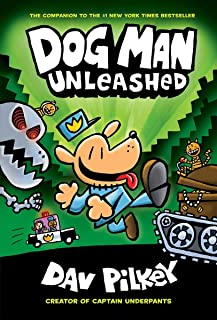 Dog Man # 2: Unleashed