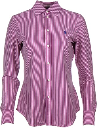 Ralph Lauren Knit Dress - Blusa, color azul marino, rosa y ...