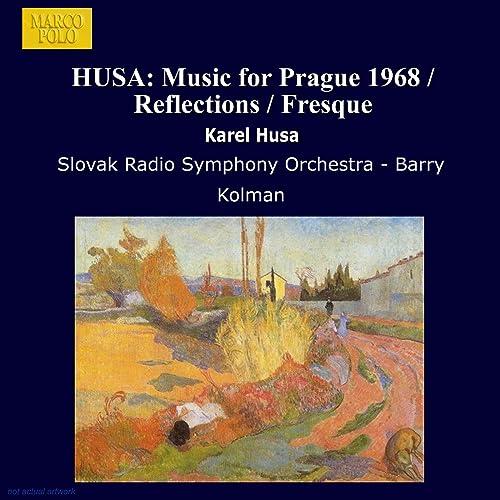 Amazon.com: Husa: Music for Prague 1968 - Reflections ...