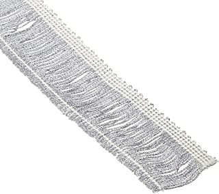 Decorative Trimmings Rayon Chainette Fringe, 2
