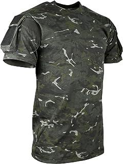 Kombat UK Men's Tactical Short Sleeve T-Shirt