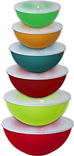 Best plastic mixing bowls with lids Reviews