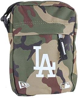 0df691720379 A NEW ERA ERA Era MLB Side Bag Losdod Wdcwhi Bandolera, Unisex Adulto, Green