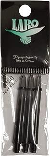 L-Style LARO Dart Shaft Set of 3 Durable Plastic for Any Dart Flights