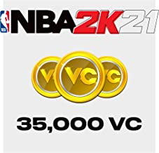 NBA 2K21: 35,000 VC - PS4 [Digital Code]
