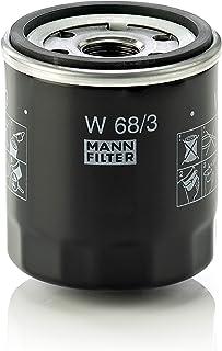 MANN-FILTER W 68/3 Original Filtro de Aceite, Para automóviles y vehículos de utilidad