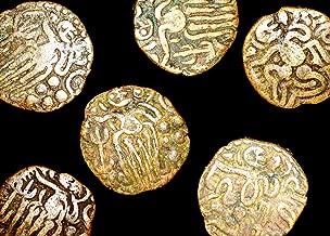 985 IN One Medieval India, Chola Empire, Rajaraja Chola Coin, Derivative Series, Massa Chola Uncirculated