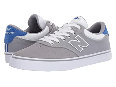 New Balance Numeric NM255 (Grey/Royal) Men