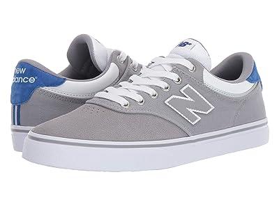New Balance Numeric NM255 (Grey/Royal) Men