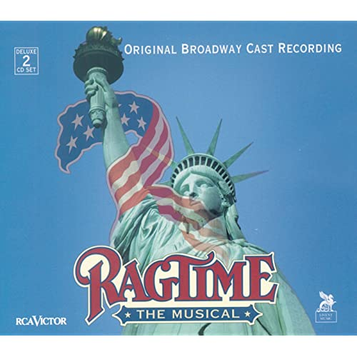 Ragtime The Musical Original Broadway Cast Recordingl