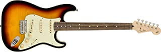 Fender Limited Edition Aerodyne Classic Flame Maple Top Stratocaster Electric Guitar (3-Color Sunburst)