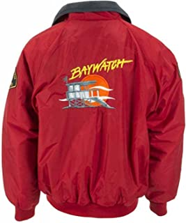 baywatch bomber jacket