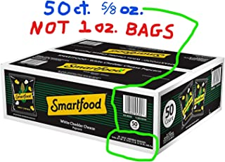 Smartfood Popcorn. 1 Ounce (50 Bags)