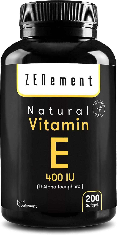 Olio da barba Vitamina E ZENement