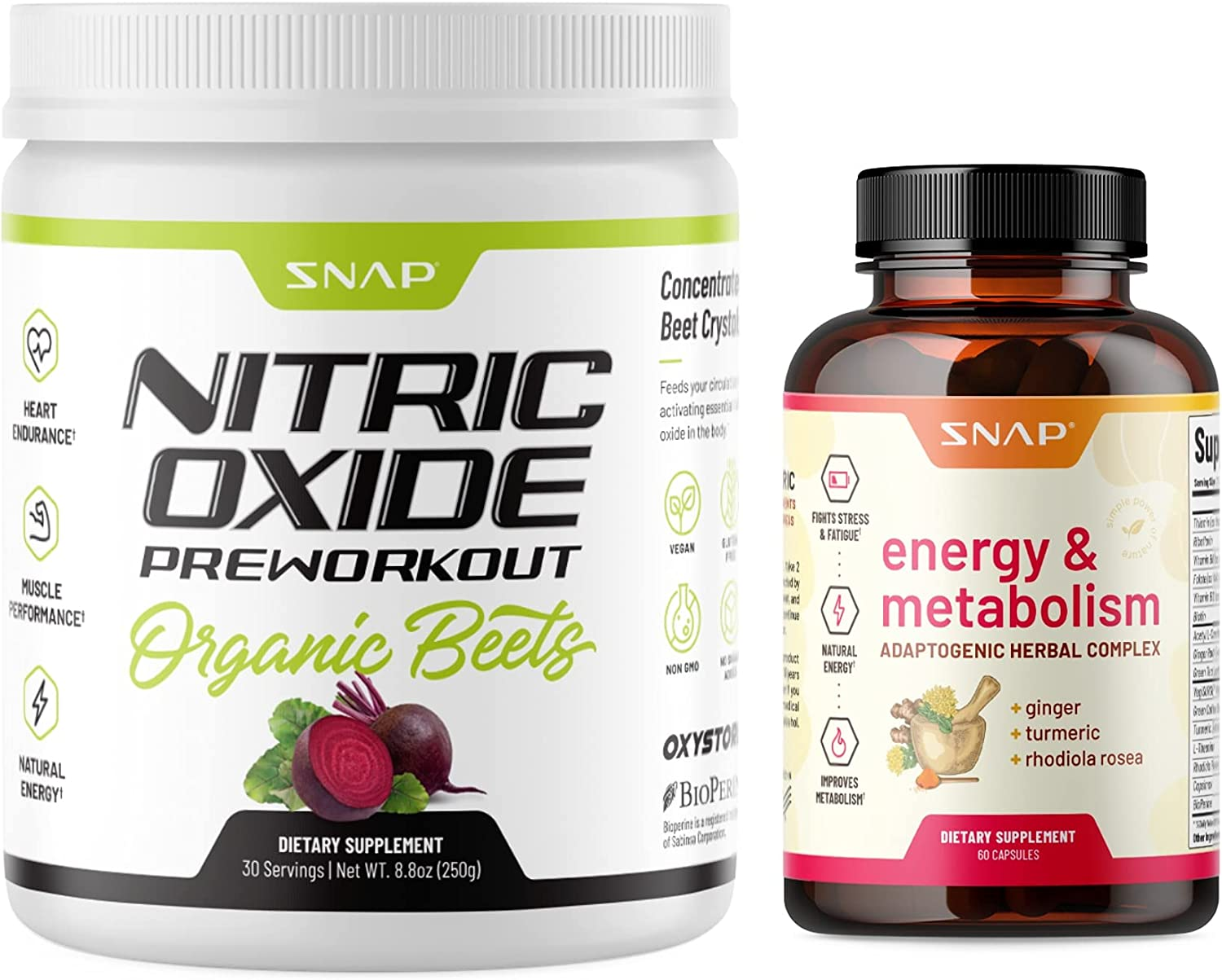 Pre-Workout Beets Sale Max 75% OFF price + Energy Metabolism 2 Products