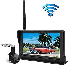 Peizeen Wireless Backup Camera with 4.3