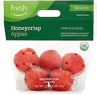 Fresh Brand – Organic Honeycrisp Apples, 2 lb