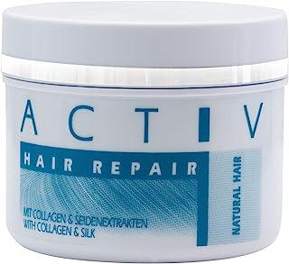 Luttmann GFH ACTIV Hair Repair - Trattamento intensivo per parrucche in capelli veri, Toupet, parrucche per capelli e cape...