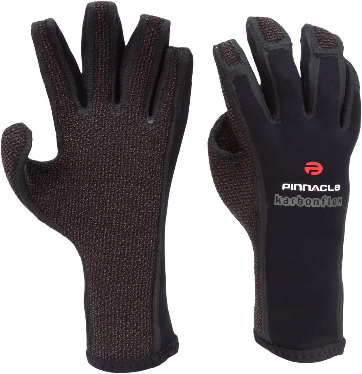 Pinnacle 2mm Titanium 海外輸入 Kevlar Karbonflex Diving 爆売りセール開催中 Gloves XT