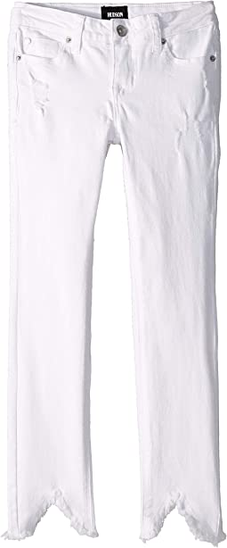5d9e252a7 Hudson kids seaside crop with released hem in white abyss toddler ...