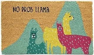 DEI Llama Welcome mat, 29