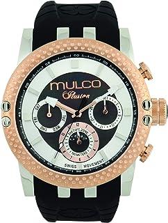 Relógio masculino Mulco Ilusion Lincoln Isa Black MW3-11169-025