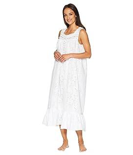 Floral Burnout Ballet Nightgown