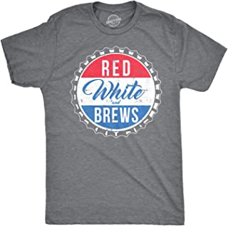 Best red white and beer t shirt Reviews