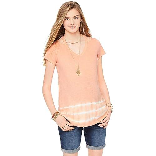 8f4cf26de612f Motherhood Wendy Bellissimo Tie Dye Maternity T-Shirt