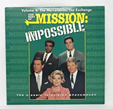 Mission Impossible 1997 LaserDisc - Volume 4: The Mercenaries/The Exchange