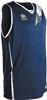 Luanvi Play Camiseta de Tirantes Deportiva de Baloncesto, Unisex Adulto