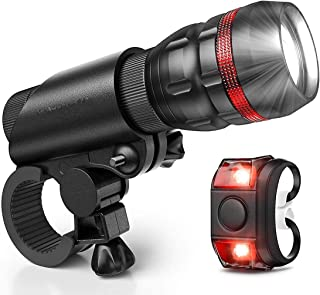 Znworld Flashlight LED Bright Tactical Flash Light with Torch for Cycling Hiking Riding Camping Outdoor Bike Bicycle Led P...