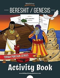 Bereshit / Genesis Activity Book: Torah Portions for kids (Torah Portion Activity Books)