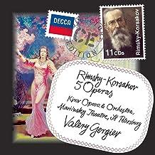 Rimskykorsakov 5 Operas