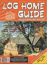 Log Home Guide for Builders and Buyers Magazine, Fall 1986 (Vol 9, No. 4)