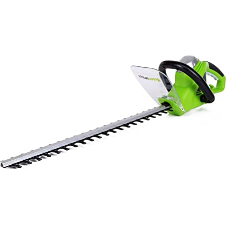 Greenworks 4-Amp 22-Inch Corded Hedge Trimmer, 2200102