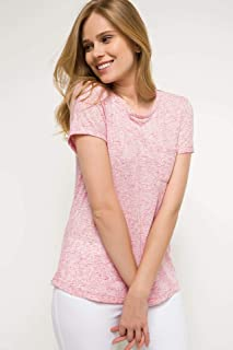 DeFacto Kısa Kollu T-shirt Kadın T-Shirt