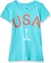 FIFA WWC France 2019 Team USA Youth Girl's Tee Shirt