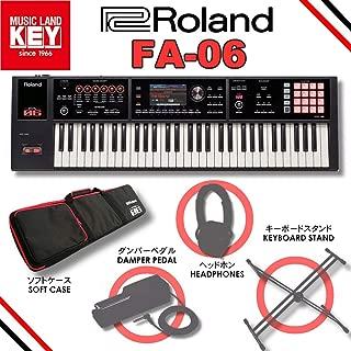 Roland ローランド ミュージックワークステーション FA-06 【MUSICLAND KEYオリジナルスターターセット】