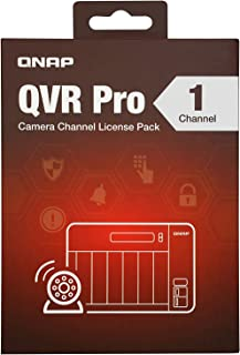 QNAP LIC-SW-QVRPRO-1CH 1 Channel License (QVR Pro Gold is Required)