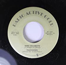 TRADEWINDS 45 RPM MIND EXCURSION / NEW YORK IS A LONELY TOWN
