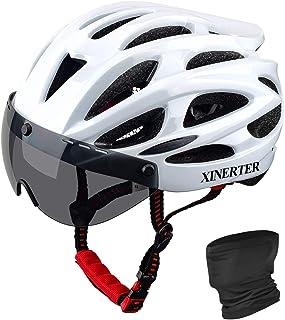 XINERTER Adult Bike Helmet,Road Bike Helmet and Cycling...