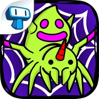 Spider Evolution - Merge & Create Mutant Bugs