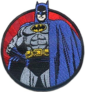 Real Empire Logo Batman et Robin /Écusson brod/é /à thermocoller ou /à coudre