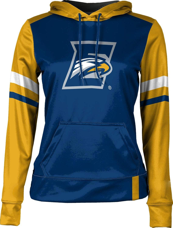 ProSphere Emory University Girls' Pullover Hoodie, School Spirit Sweatshirt (Old School)