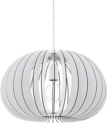 Eglo, lampadario per interni n. 94442 (colore: argento)