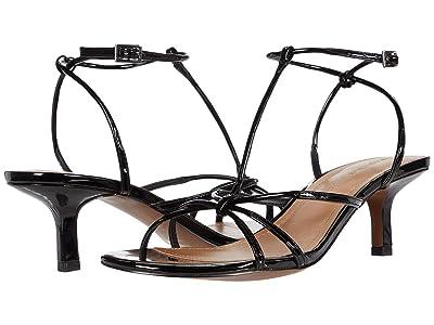 Who What Wear Freya (Black Patent) Women