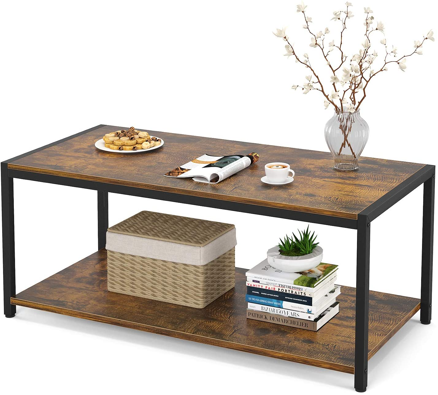Sale Special Price Homieasy Coffee Table Free Shipping Cheap Bargain Gift 43